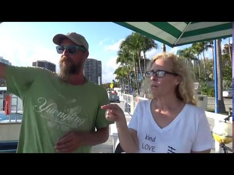 Coconut Grove Miami Life on a Boat