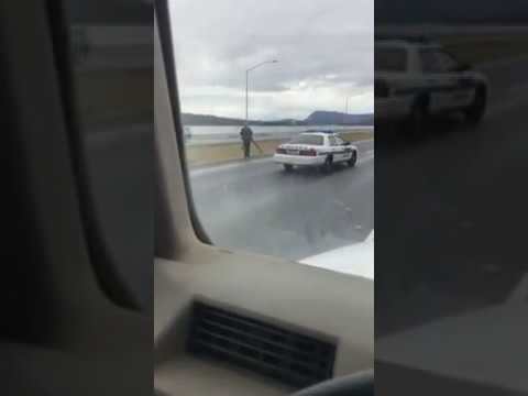 News of the North: Juneau Police attempt stopping speeding vehicle