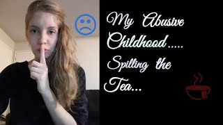 My stepdad raped me for 5 years (story time) shocking details...