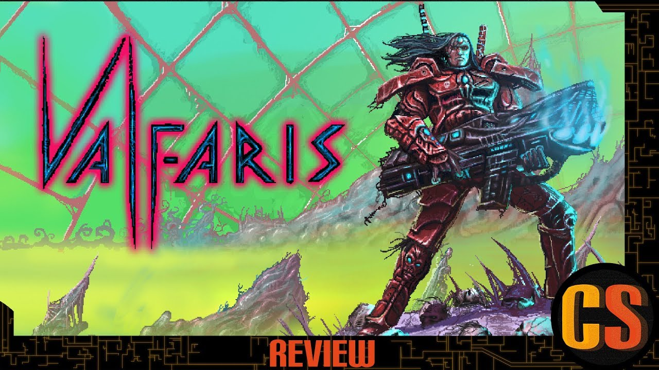 VALFARIS - PS4 REVIEW (Video Game Video Review)