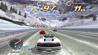 OutRun 2006: Coast 2 Coast PC Gameplay
