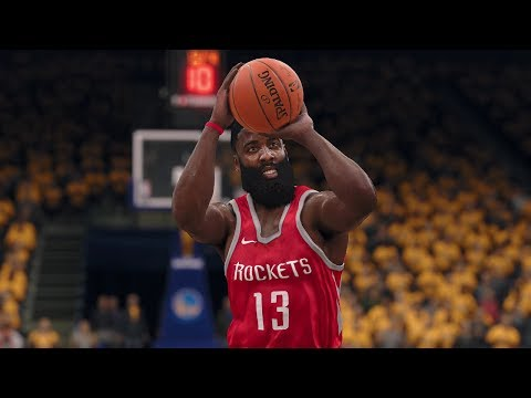 NBA LIVE 2018 Playoffs Golden State Warriors vs Houston Rockets Full Game 6 NBA Finals NBA LIVE 18