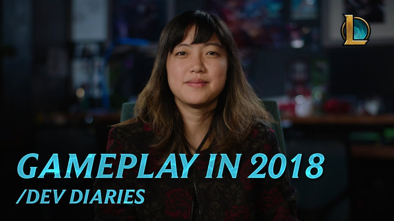 Upcoming Gameplay Goals | /dev diary - League of Legends ...