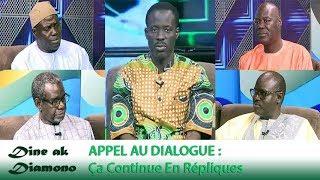Dine ak Diamono - APPEL AU DIALOGUE : Ça Continue En Répliques