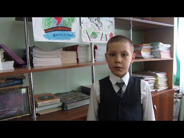 Изображение предпросмотра прочтения – МаксимШубкин читает произведение «Мальчик из села Поповки» С.Я.Маршака