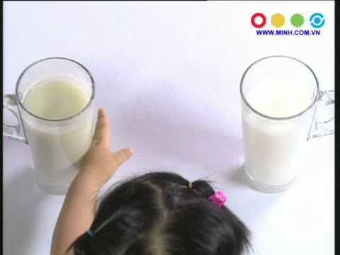 Tư vấn cho trẻ uống sữa - Bộ Y Tế