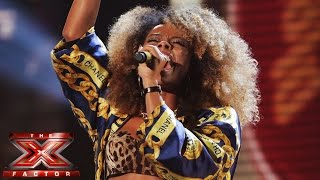 Fleur East sings Monie Love