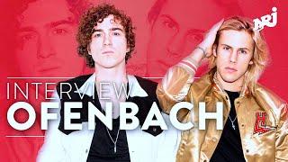 Ofenbach : Une énergie magique avec le public #NRJ #Ofenbach