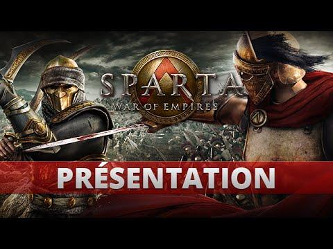 Présentation de Sparta: War of Empires
