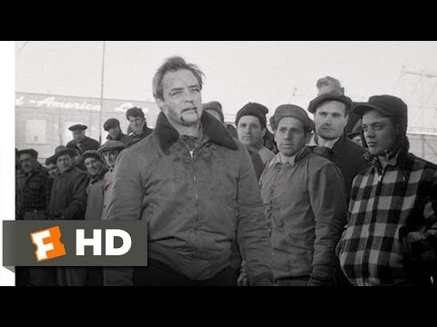 On the Waterfront (8/8) Movie CLIP - Let