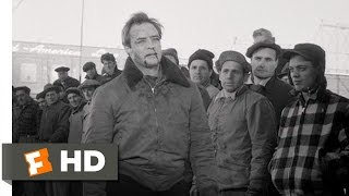 On the Waterfront (8/8) Movie CLIP - Let's Go to Work! (1954) HD