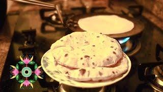 ИндоЭтноЭксп №10 Как готовят индийский хлеб (лепешки чапати)