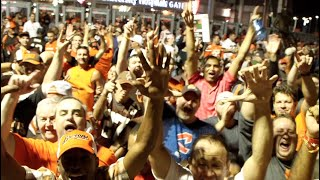 Browns fans' excitement spills into Cleveland streets after first win since 2016 thumbnail