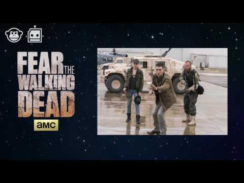 : Sam Underwood of 'Fear the Walking Dead'