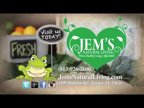Jem's Natural Living Store and Cafe