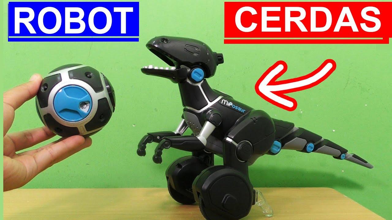 ROBOT CERDAS KETURUNAN DINOSAURUS MIPOSAURUS
