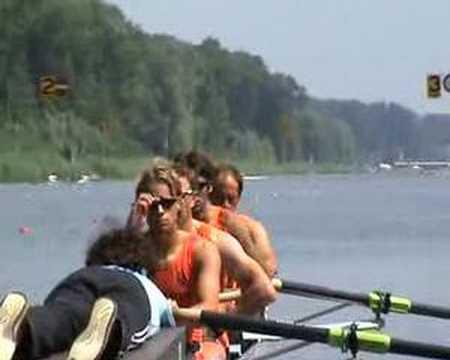 Holland 4 voor start NK/Holland Beker