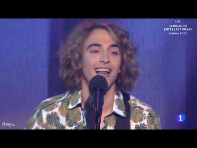 Manel Navarro Will Fly The Spanish Flag At Eurovision 2017