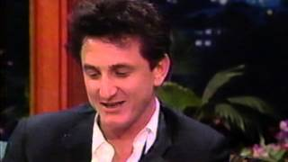 Sean Penn interview on The Tonight Show w/ Jay Leno