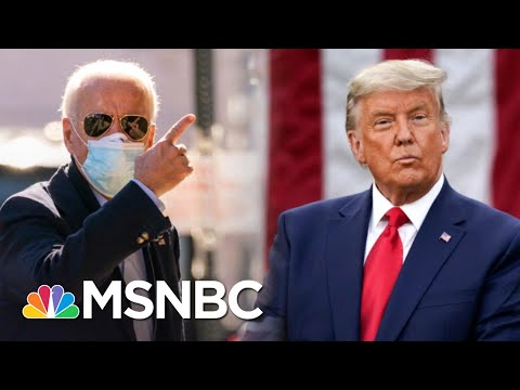 Stewing Over Biden Win, Trump MIA As U.S. Covid Deaths Top 250,000 | The 11th Hour | MSNBC