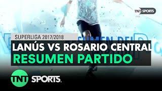 Video Gol Pertandingan Lanus  vs Rosario Central