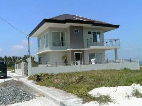 House And Lot For Sale Holiday Oceanview Samal Davao Philippines Youtube