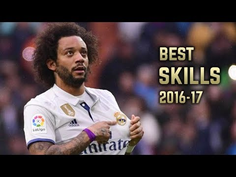 Marcelo Vieira 2016-17   Best Skills   HD