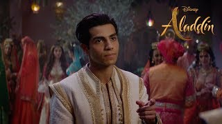 "Disney's Aladdin - ""On Fire"" TV Spot"