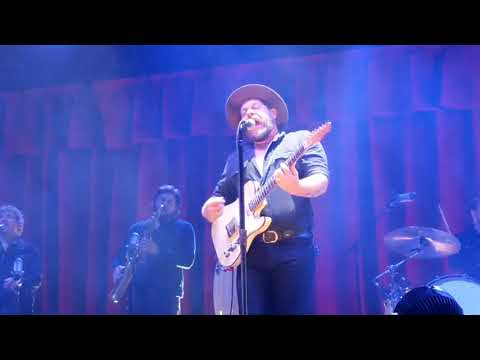 Nathaniel Rateliff & the Night Sweats - Howling At You @ Aragon Chicago 11/29/18