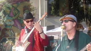 Love Me or Leave Me--Joe Daddy & Hoodoo Jeff at Juke Joint Festival 2011