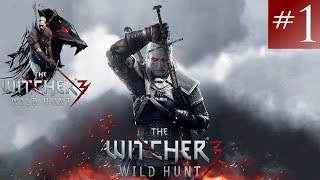 The Witcher 3: Wild Hunt Walkthrough - (PC Ultra Settings) Part 1 - GIVEAWAY