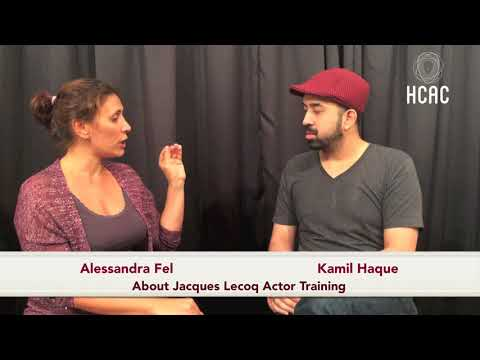 Jacques Lecoq Actor Training (Intro) by Alessandra Fel