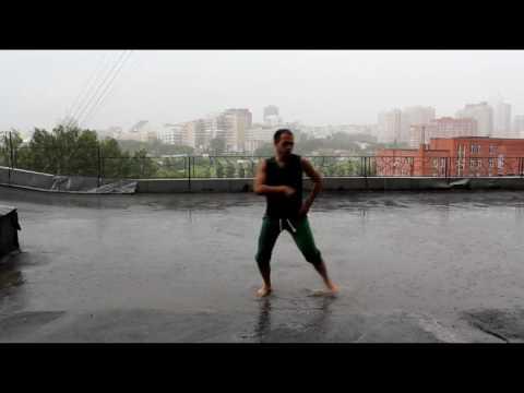 Power Boyz Кудуро под дождем, Гаврилов Юрий, Afro House, kuduro dance, russian kuduro