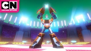 Transformers Cyberverse | Cube World Championships | Cartoon Network