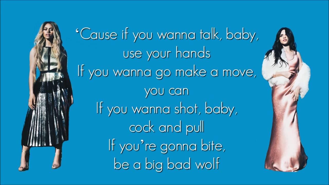 Fifth Harmony - Big Bad Wolf (Lyrics)