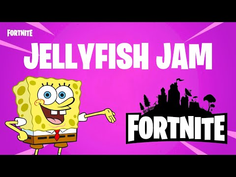 The Jellyfish Jam in Fortnite Creative : FortniteCreative