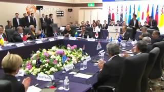 اليابان تتعهد بتقديم مساعدات لدول جزر المحيط الهادى لمكافحة التغير المناخى