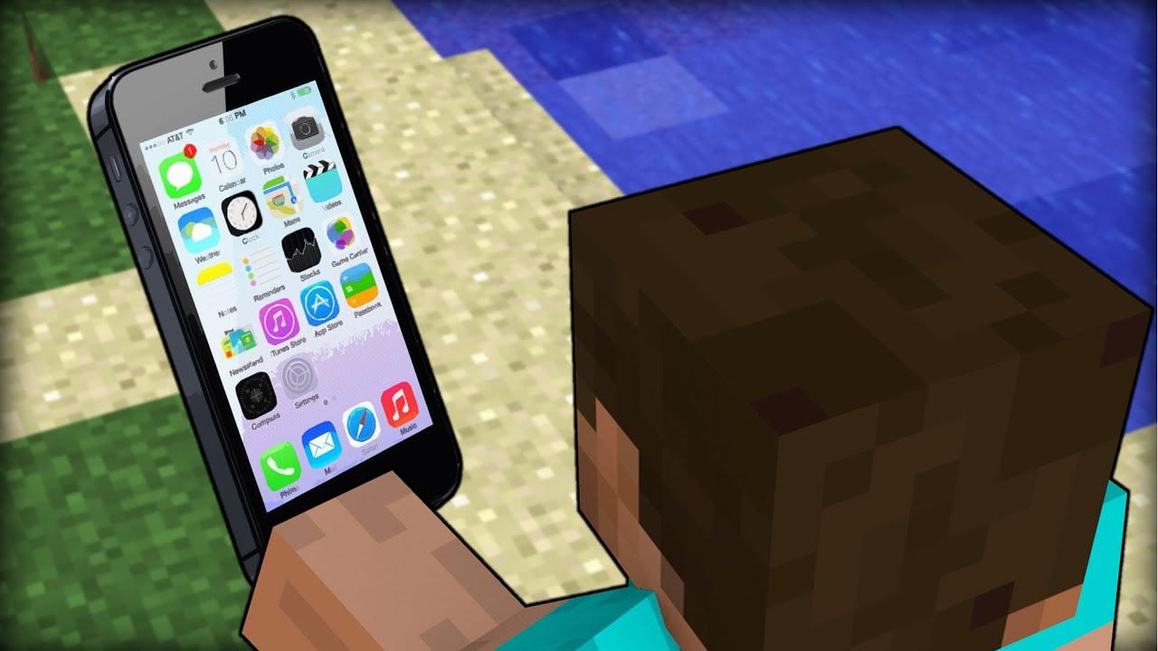 gratis minecraft iphone
