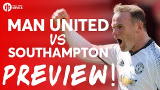 Manchester United vs Southampton | PREVIEW
