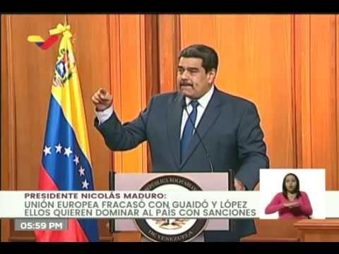 Maduro expulsa a embajadora de la Unión Europea en Venezuela: ¡TODO LO QUE DIJO!
