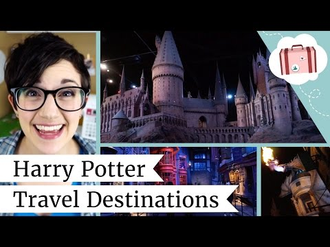 Top 7 Harry Potter Travel Destinations | @laurenfairwx
