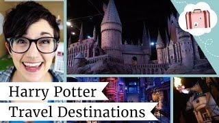 Top 7 Harry Potter Travel Destinations | @laurenfairwx thumbnail