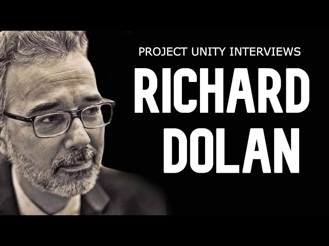 Project Unity Interviews: Richard Dolan