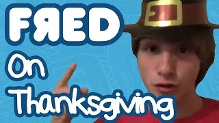 Fred on Thanksgiving thumbnail