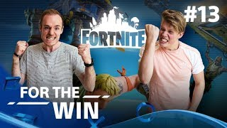 FTW #13 SECRET FORTNITE DROPPING HARM & JOOST