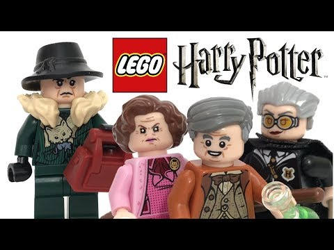 Exclusive LEGO Harry Potter Minifigure Pack £16 @ Hamleys 2