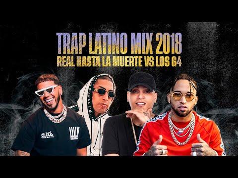 Anuel AA VS  Real G 4 Life 😈Trap Mix 2018 🔥