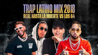 Trap Mix 2018 | Trap Latino 2018 | Anuel AA, Ñengo Flow, Br...