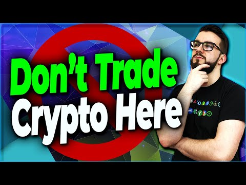 ▶️ Paypal, Robinhood, & WealthSimple: Where Not To Trade Crypto | EP#376
