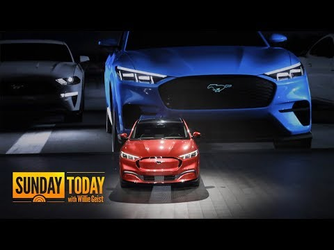Inside The Electric Vehicle Market That Is Revving Up | Sunday TODAY